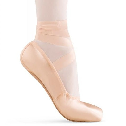 Bloch S0155 Adult Tensus Demi Pointe Shoe