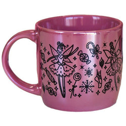 S+B  Sugar Plum Fairy Mug