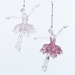 Ballet Girl Acrylic Ornament T2127