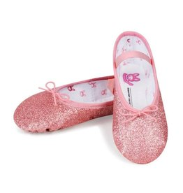 Bloch Glitter Dust Ballet Shoes S0225G