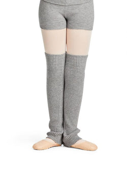 "Capezio CK10955C Child 18"" Leg Warmers"
