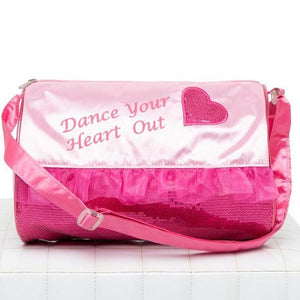 Capezio B210 Heart Barrel Dance Bag