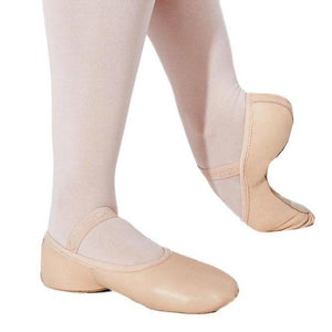 Capezio 212C Child Leather Full Sole Ballet Shoe