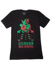 Sugar and Bruno Mouse King T-Shirt