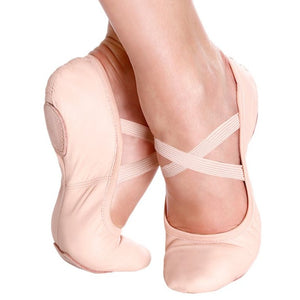So Danca SD-60L Adult Leather Split Sole Ballet Shoe