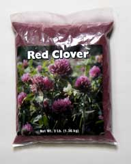 CLOVER IMPROVED RED 3 LB