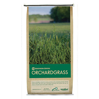 SS IMPROVED ORCHARDGRASS 25 LB COATED
