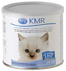 KMR KITTEN MILK REPLACER POWDER 6 OZ
