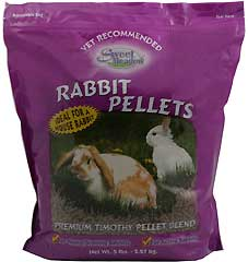 Sweet Meadow Rabbit Pellet 10 lb