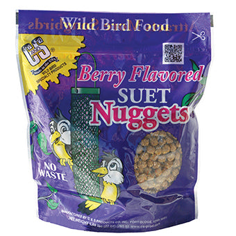 C&S BERRY FLAVORED NUGGETS 27 OZ