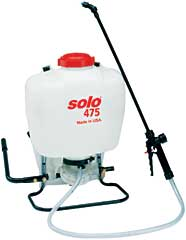 SOLO 475 BACKPACK SPRAYER 4 GAL