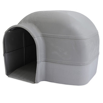 HUSKY DOG HOUSE 50-90 LB