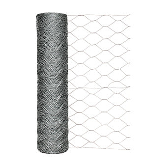 GARDEN ZONE OPB HEX NETTING GALVANIZED 2 IN X 24 IN X 150 FT