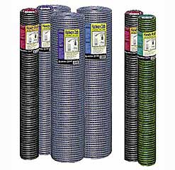 GARDEN ZONE HARDWARE CLOTH 19 GA 1/2 IN X 1/2 IN X 24 IN X 10 FT