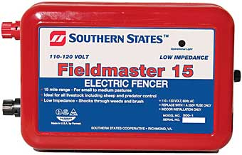 Southern States Fieldmaster 15 Electric Fence Charger