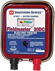 Southern States Fieldmaster 30DC Fence Charger