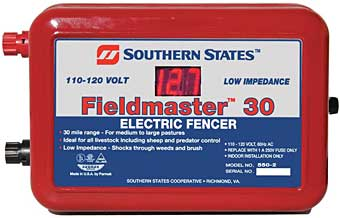 Southern States Fieldmaster 30 Electric Fence Charger