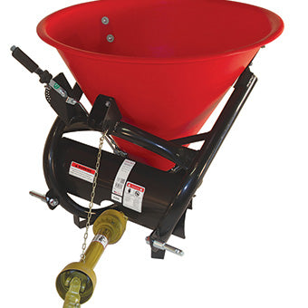 TARTER POLY FERTILIZE SPREADER 200 SERIES BLACK