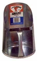 LITTLE GIANT FEED SCOOP GALVANIZED 3 QT