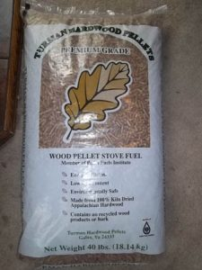 Turman Premium Hard Wood Pellets