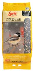 LYRIC CHICKADEE FOOD 20 LB