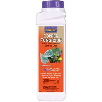 BONIDE COPPER FUNGICIDE SPRAY OR DUST 1 LB