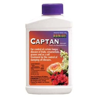 BONIDE CAPTAN FRUIT & ORNAMENTAL CONC 8 OZ