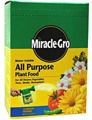 MIRACLE-GRO ALL PURPOSE PLANT FOOD 10 LB
