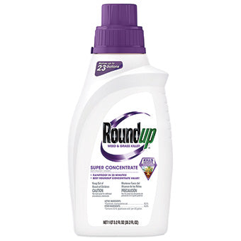 ROUNDUP 50% SUPER CONCENTRATE PLUS QT