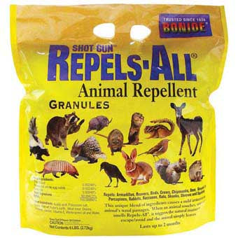 Shot-Gun Repels All Animal Repellent 6lb