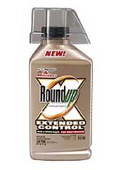 ROUNDUP EXTENDED CONTROL PLUS CONCENTRATE 1 QT