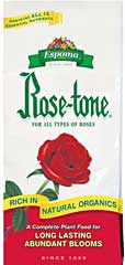 ESPOMA ROSE-TONE 4-3-2 FERTILIZER 4 LB