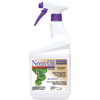 BONIDE NEEM OIL READY TO USE QT