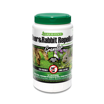 Liquid Fence Deer & Rabbit Granular 2 lb