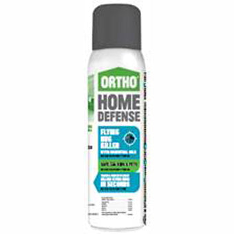 ORTHO HOME DEFENSE FLYING BUG KILLER WITH ESSENTIAL OILS 14 OZ