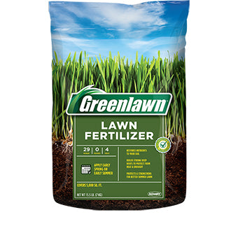 GREENLAWN LAWN FERTILIZER 29-0-4