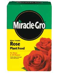 MIRACLE-GRO ROSE FOOD 1.5 LB