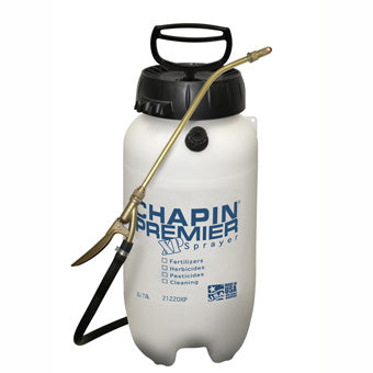 CHAPIN 21220 PREMIER PRO SPRAYER WITH BRASS WAND 2 GAL