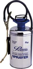CHAPIN STAINLESS STEEL SPRAYER 2 GAL