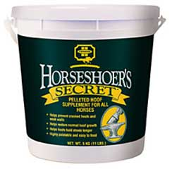 FARNAM HORSESHOER'S SECRET PELLETED HOOF SUPPLEMENT FOR ALL HORSES 11 LB