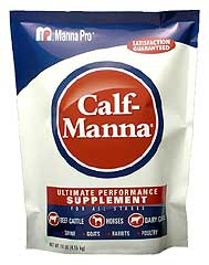CALF-MANNA ULTIMATE PERFORMANCE SUPPLEMENT 10 LB