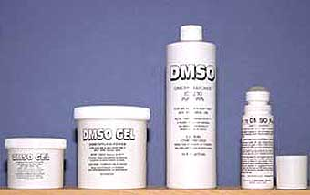 DMSO Dimethyl Sulfoxide Liquid 16oz