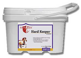 VITA FLEX HARDKEEPER SOLUTION 6 LB