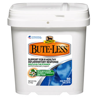 BUTE-LESS PELLETS 80 DAY SUPPLY 5 LB