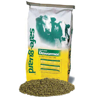 SAFE-GUARD TOP DRESS PELLET 0.05% 1 LB