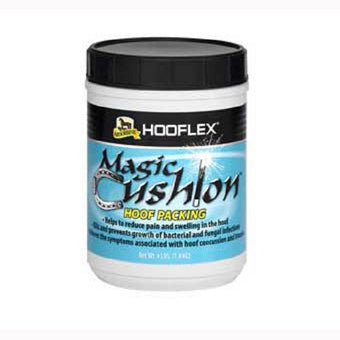 ABSORBINE HOOFLEX MAGIC CUSHION 4 LB