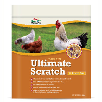 7-GRAIN ULTIMATE SCRATCH WITH PURPLE CORN 10 LB