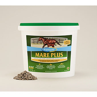FARNAM MARE PLUS GESTATION & LACTATION SUPPLEMENT 60 DAY SUPPLY 7.5 LB