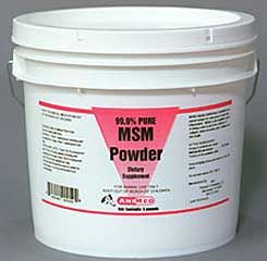 5 LB 99.9% MSM POWDER