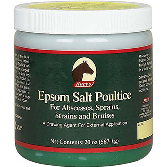 Epsom Salt Poultice 20oz (Winchester only)